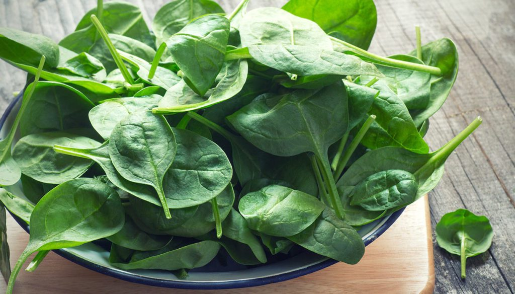 benefits of spinach LB2
