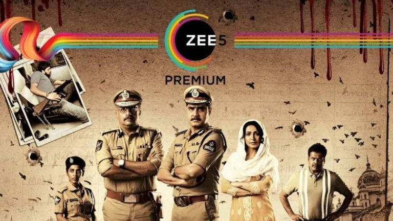 Zee5's Shootout At Alair Review: A Stretched Narrative With Police and Radicals