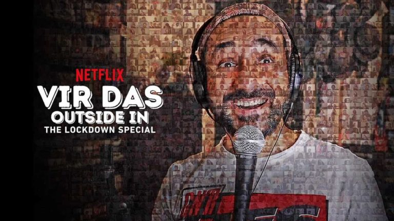 Netflix's Vir Das Outside in the Lockdown Special Review: 50 minutes, Raw and Candid