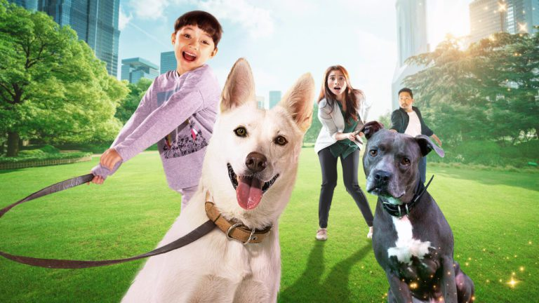 Netflix's June and Kopi Review: Two Good Boys