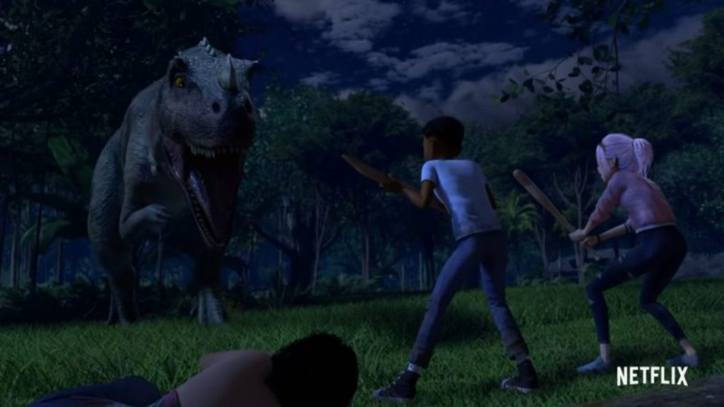 Jurassic World: Camp Cretaceous s2
