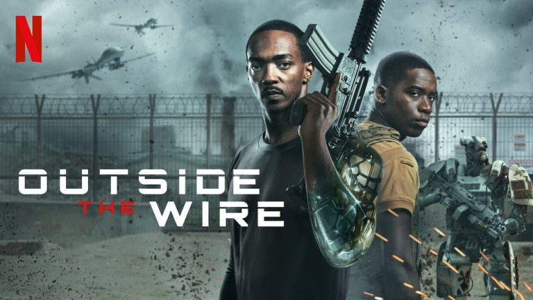 Netflix's Outside the Wire Review: War and Death