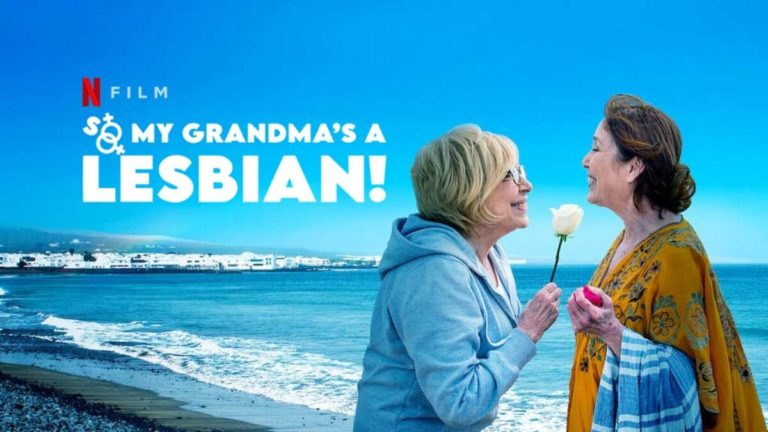 Netflix's So My Grandma's a Lesbian! Review: No One's Laughing
