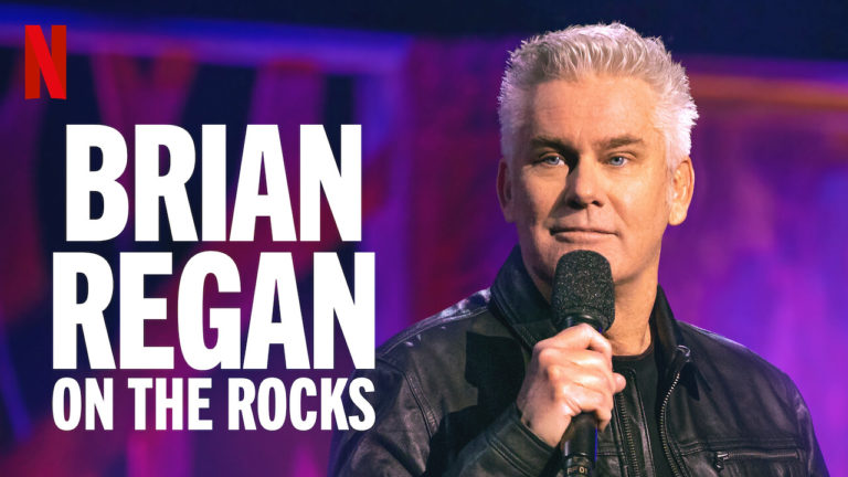 Netflix's Brian Regan: On The Rocks Review: Well, This Was Fun And Hilarious!