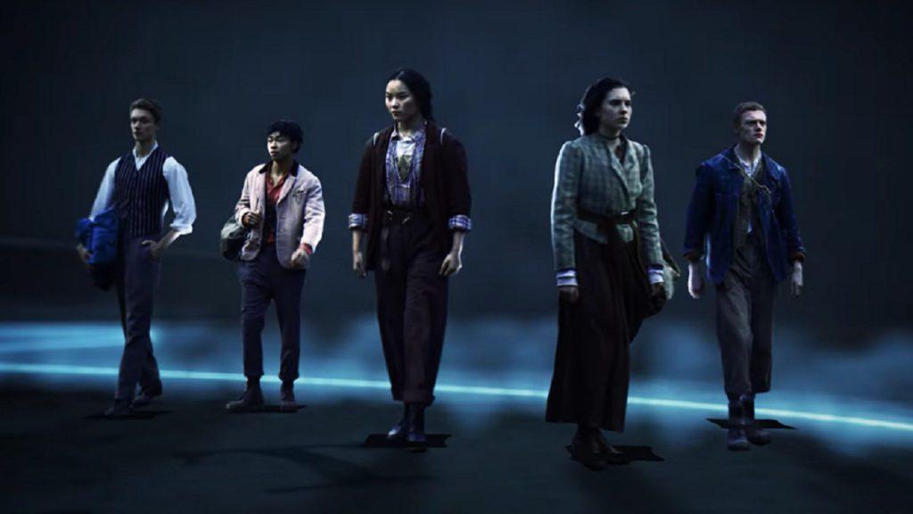 The Irregulars Teaser Netflix Sherlock Season 5 pic