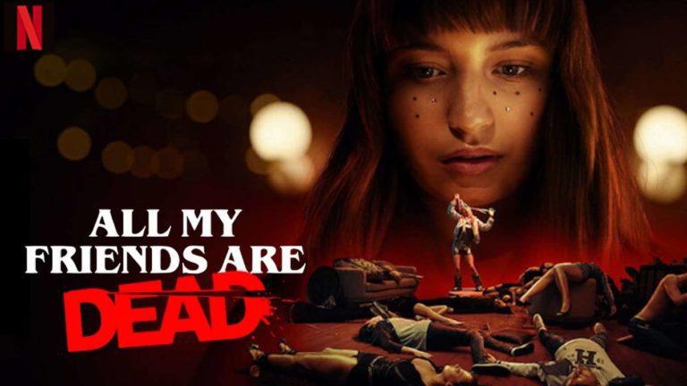 Netflix's All My Friends are Dead Review: An Accidental Mass Murder Saga
