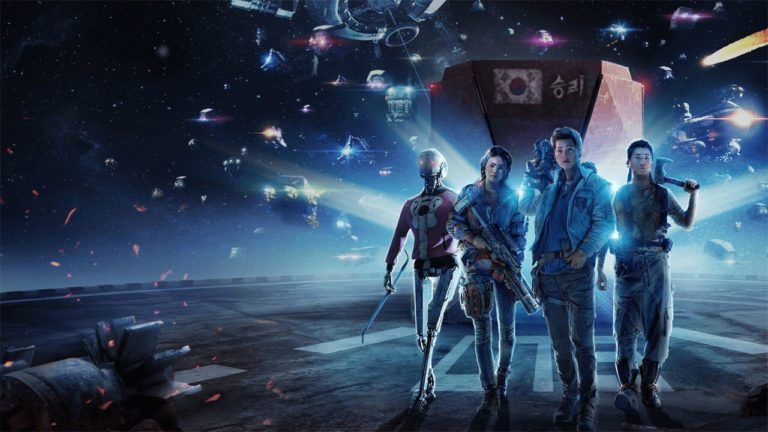 Netflix's Space Sweepers Review: A Phenomenal Korean Sci-fi!