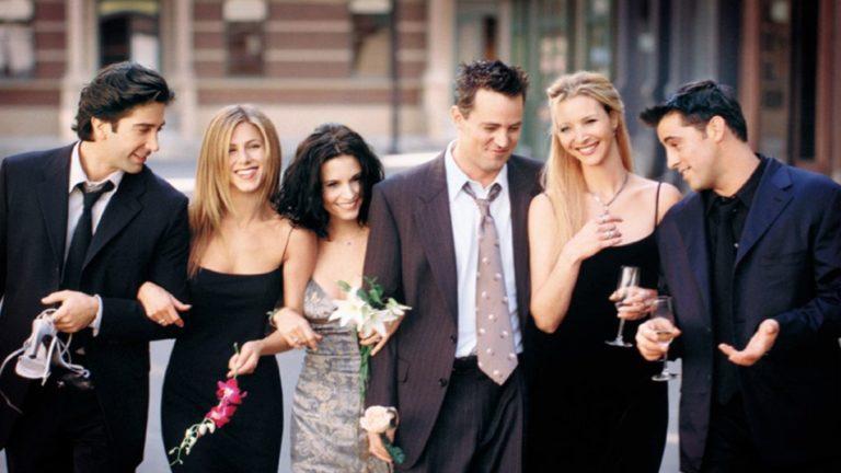 Friends Reunion Special: David Schwimmer aka Ross Gives An Important Update