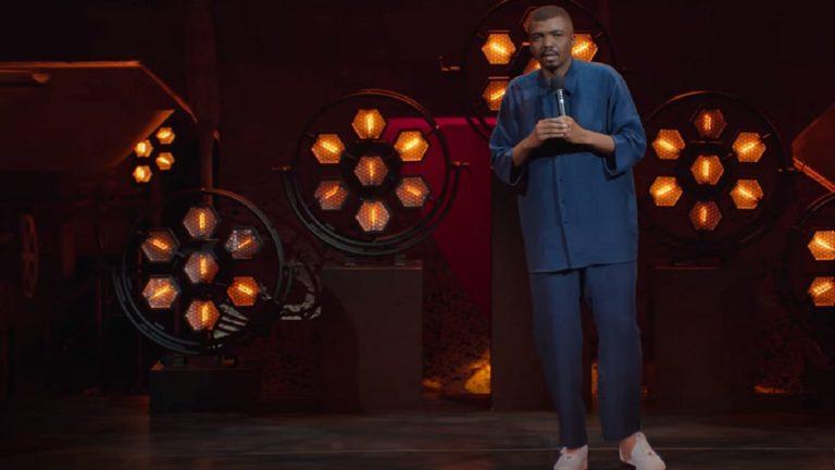 Netflix's Loyiso Gola: Unlearning Review: It's Amusing