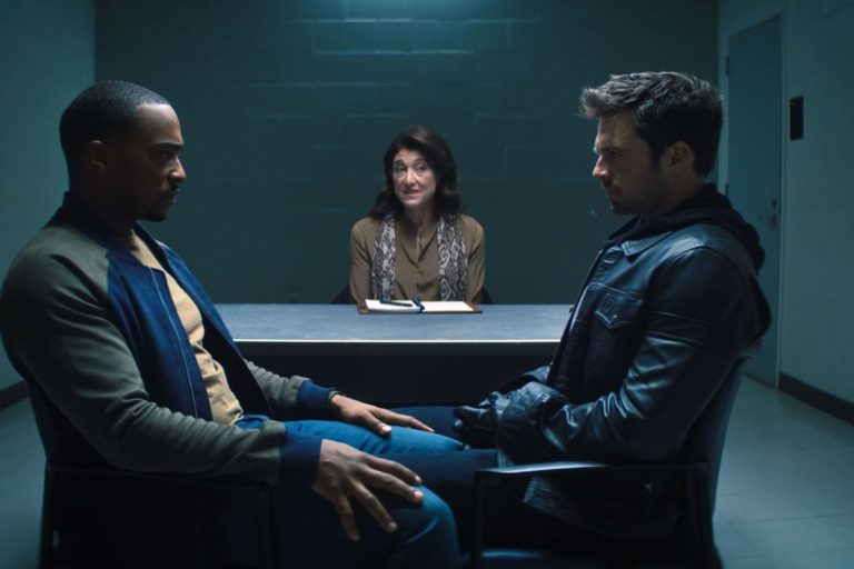 The Falcon and The Winter Soldier Episode 2 Recap: The New Captain, Flag Smashers, & Super Soldiers