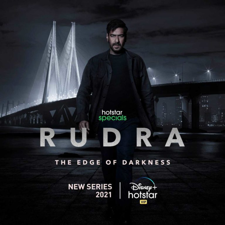Ajay Devgn to Make OTT Debut with Web Series Rudra: The Edge Of Darkness