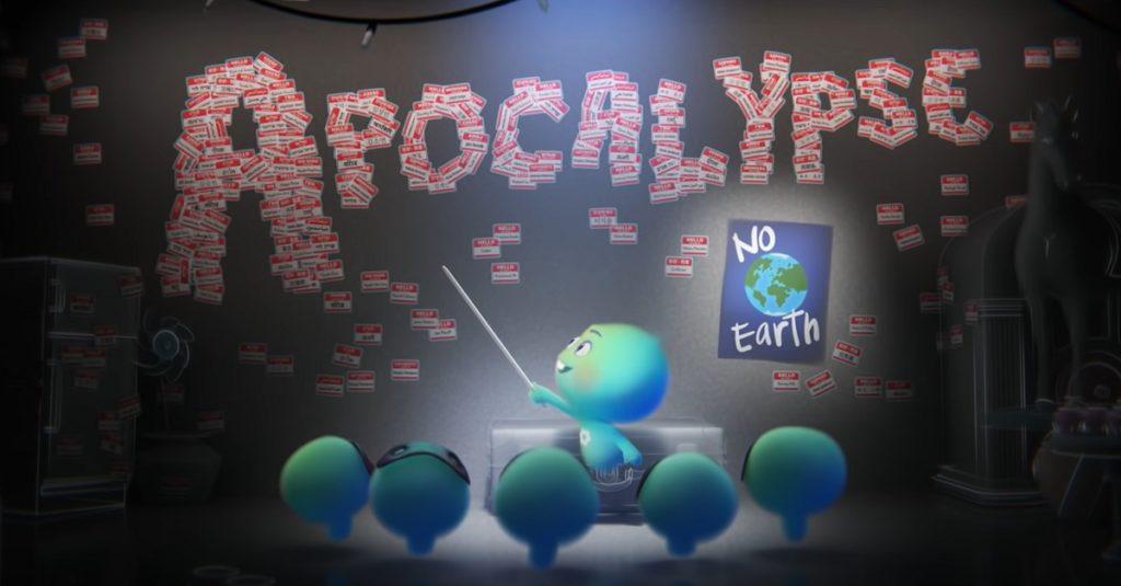Pixar's 22 Vs Earth review