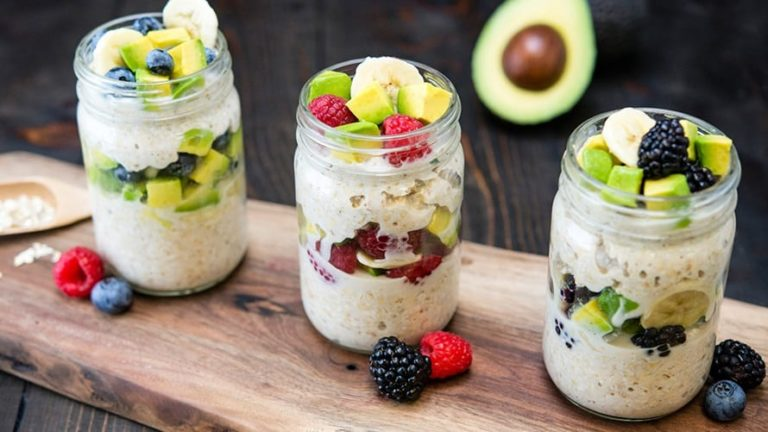 6 Quick and Healthy Breakfast Ideas