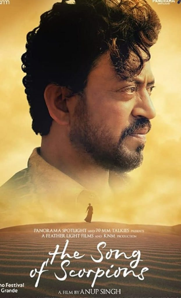 Irrfan Khan The Song of scorpions