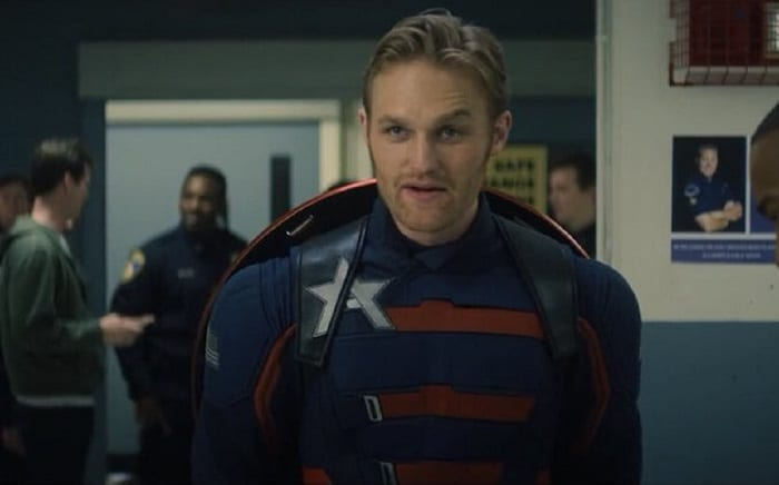 The Falcon and The Winter Soldier star Wyatt Russell as new Captain America