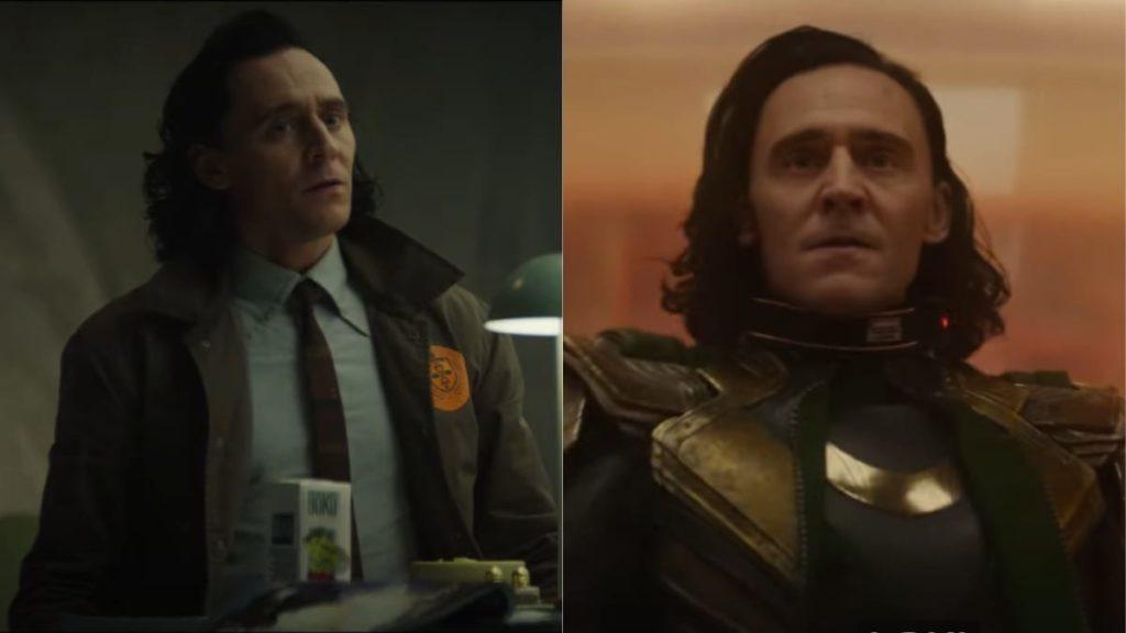 Loki Memes: Still from the trailer