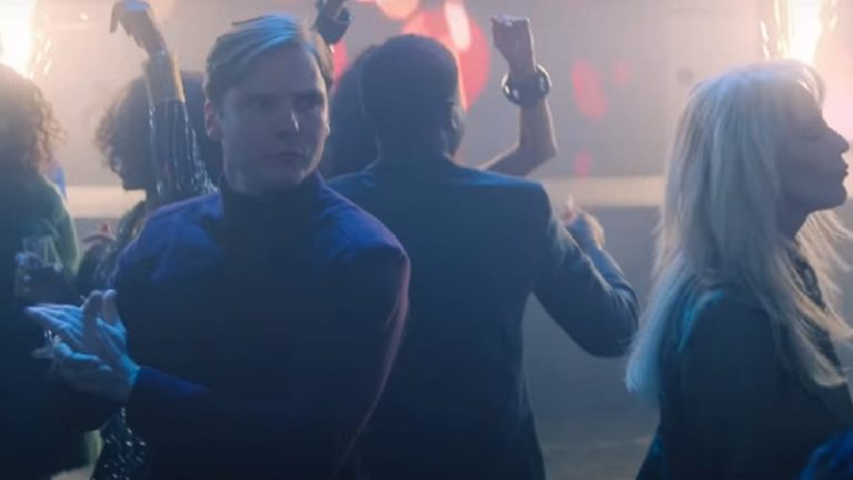 The Falcon And The Winter Soldier Fans, Enjoy This Full Video Of Zemo Dancing In Style!