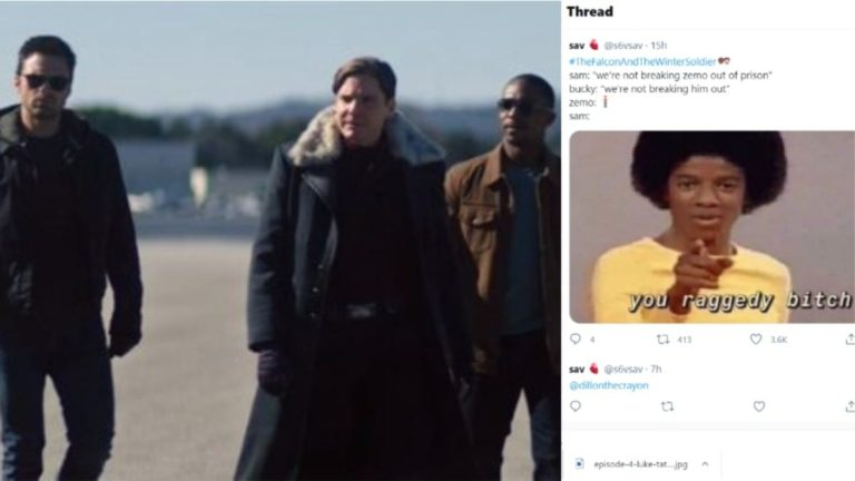 These The Falcon And The Winter Soldier Memes Are As Good As Episode 3