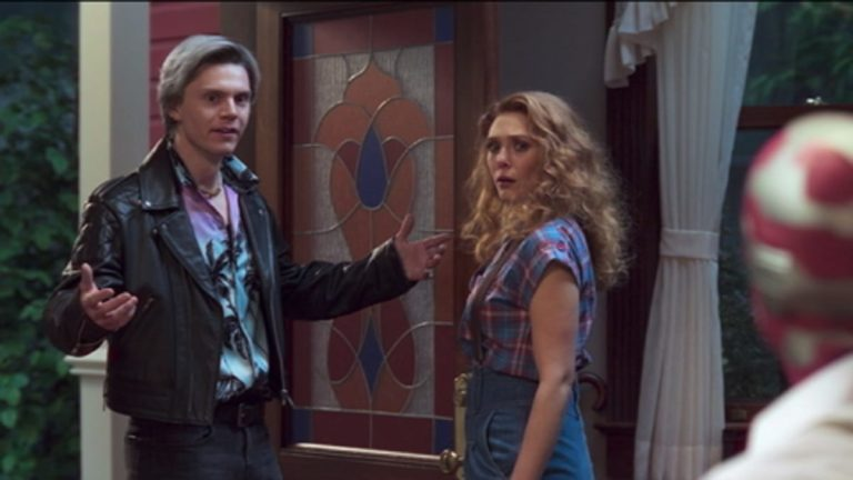 WandaVision Writer Shares The Sad Reason For Casting Evan Peters As Pietro