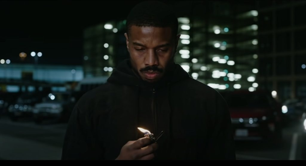 A still from Without Remorse trailer
