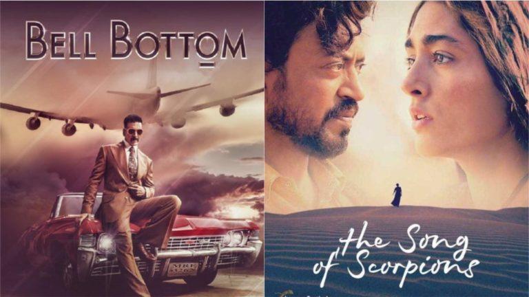 Akshay Kumar's Bell Bottom Release Going Digital; An Update On Irrfan Khan's The Song of Scorpions
