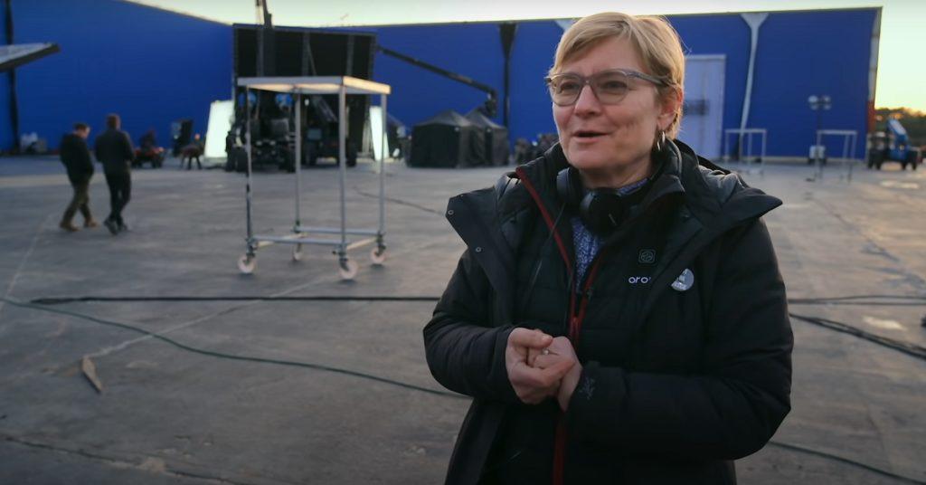 The Falcon and The Winter Soldier director Kari Skogland