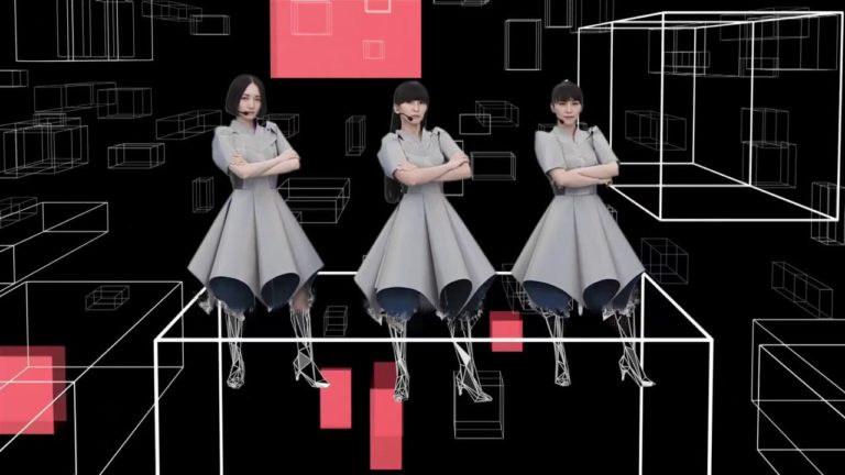 Netflix's Perfume Imaginary Museum Time Warp Review: A Visual Treat