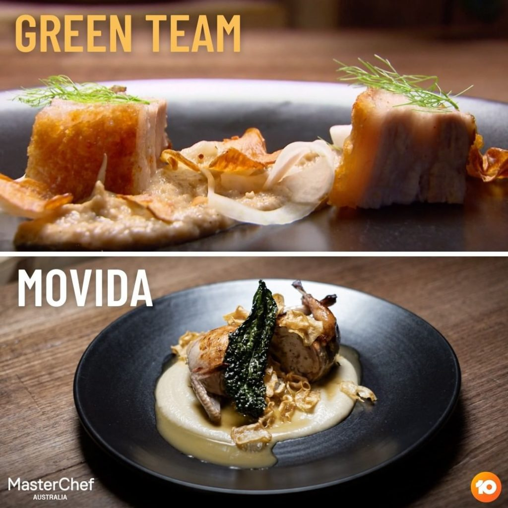 MasterChef Australia Season 13 Episode 22 Review: Main dishes of both the teams