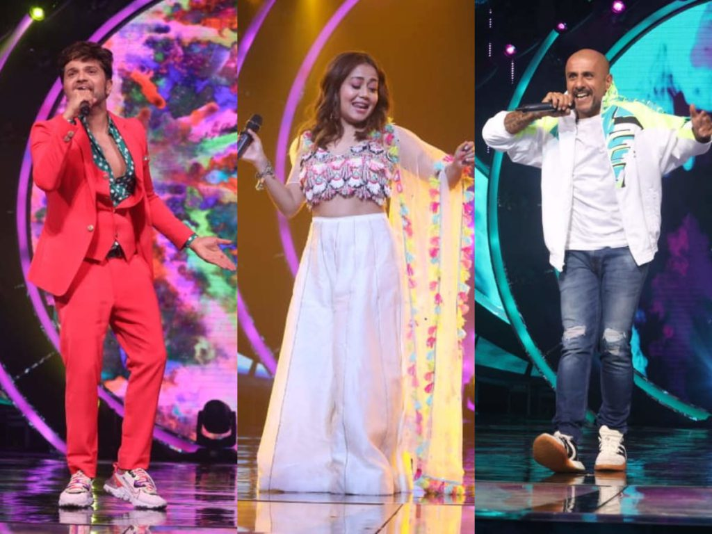 Current judges of Indian Idol