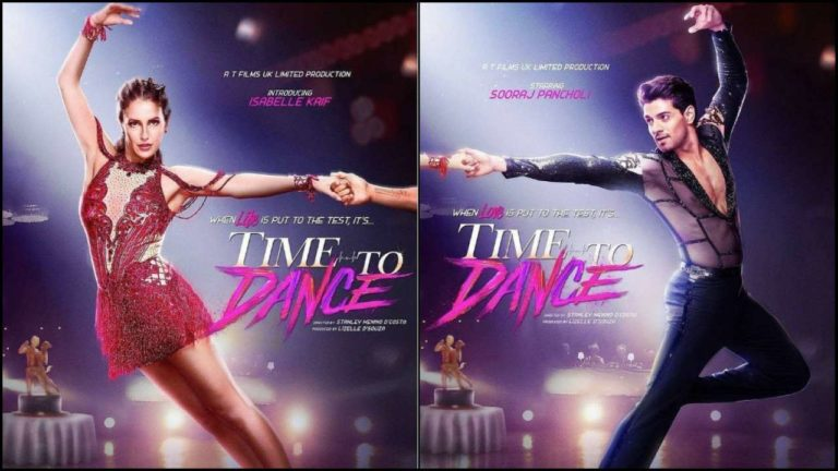 Netflix's Time to Dance Review: Bland and Forgettable