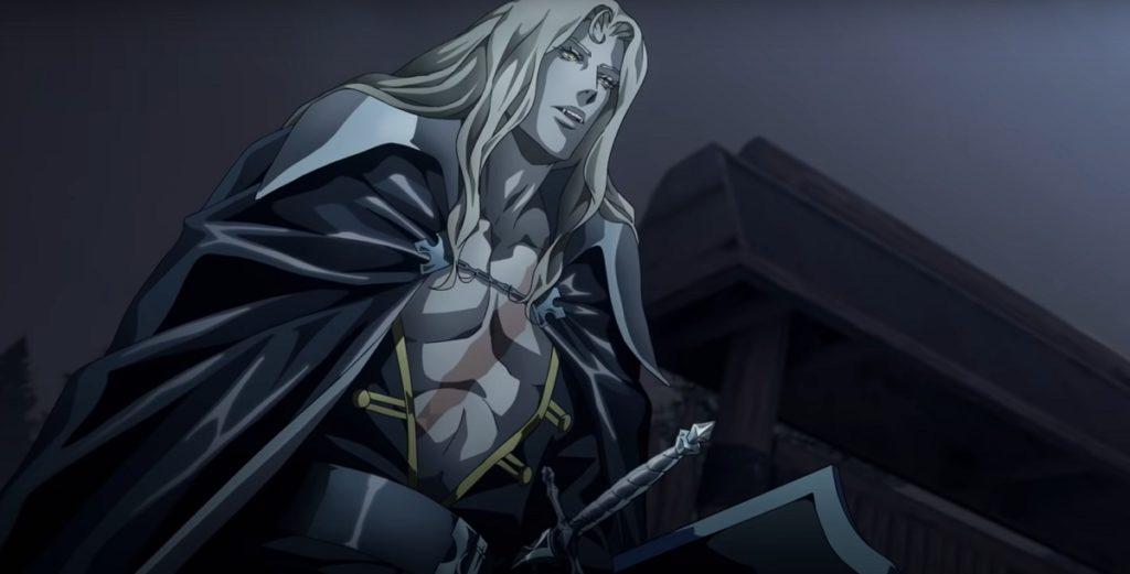 Castlevania Season 4 Review: Alucard