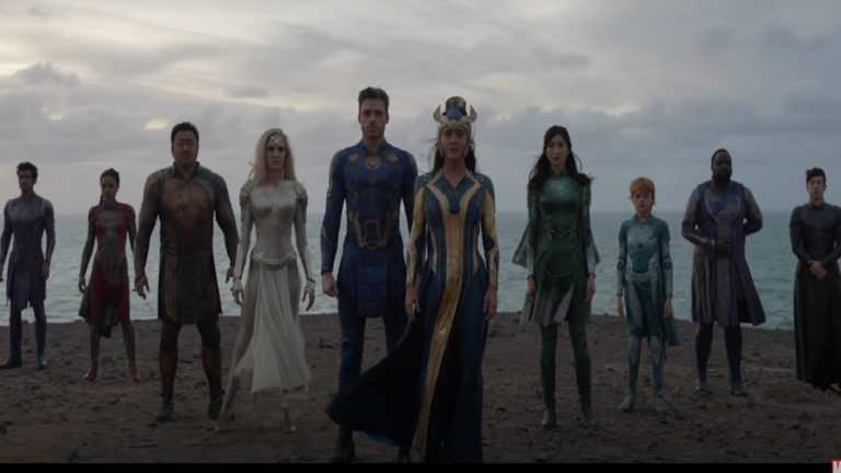 Chloé Zhao Answers Why Eternals Didn't Interfere When Thanos Snapped His Fingers