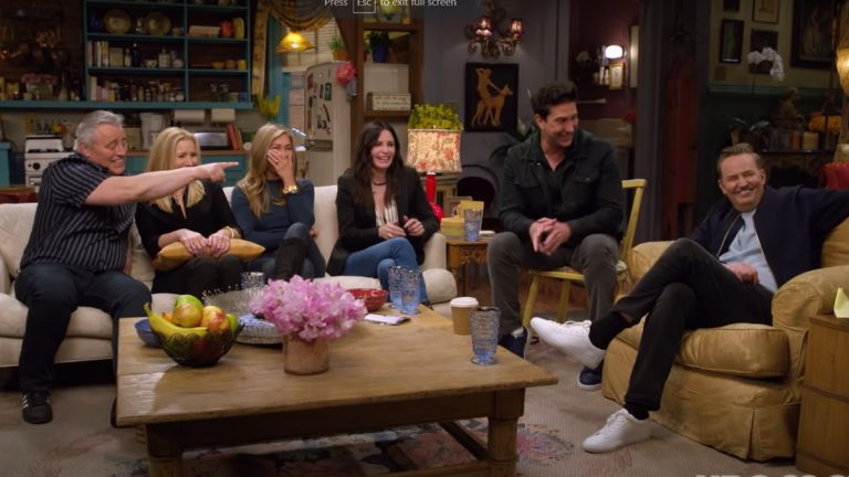 Wondering Where To Watch Friends Reunion In India? We Have All the Deets Here! [Updated]