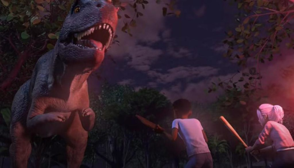 Jurassic World Camp Cretaceous Season 3