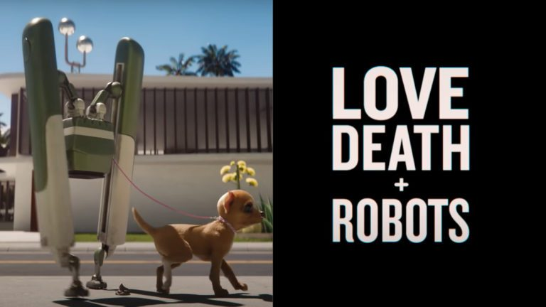 Netflix's Love Death And Robots Season 2 Review: Eerie And Uncomfortable