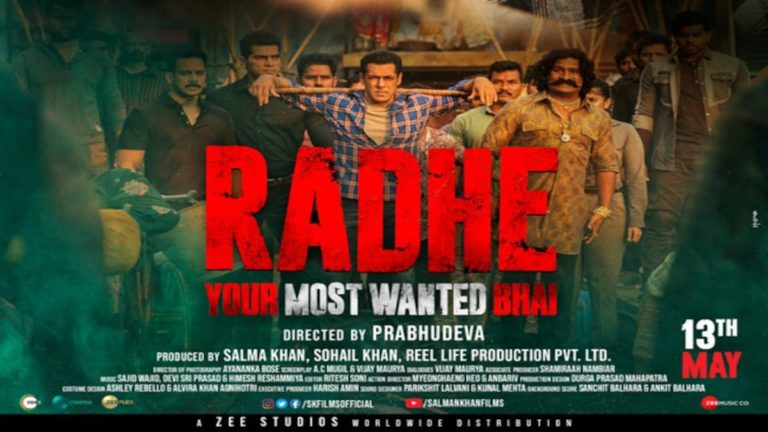 Radhe Review: Nothing New or Thrilling To See Here- A 2021 Flop Show