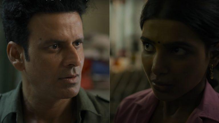 The Family Man 2 Trailer: It's Manoj Bajpayee Vs Samantha Akkineni