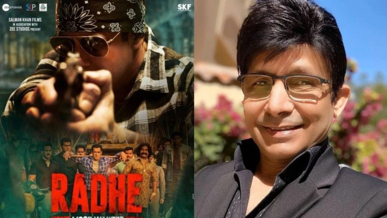 Salman Khan's Legal Team Clarifies Actor Sued KRK Not Due to Radhe Review