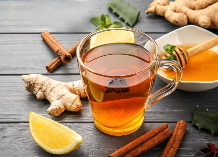 6 Effective Herbal Teas to Improve Your Health