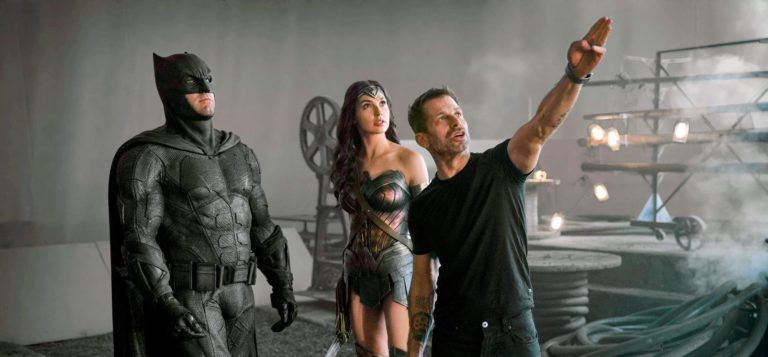 Zack Snyder was Scared of Being Sued For His Version of Justice League
