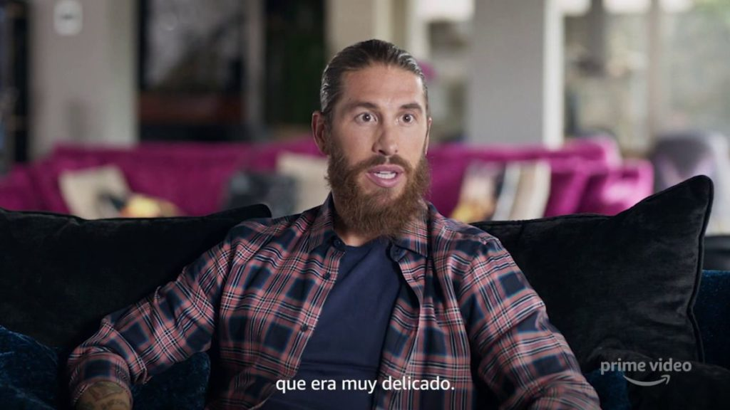 La Leyenda de Sergio Ramos