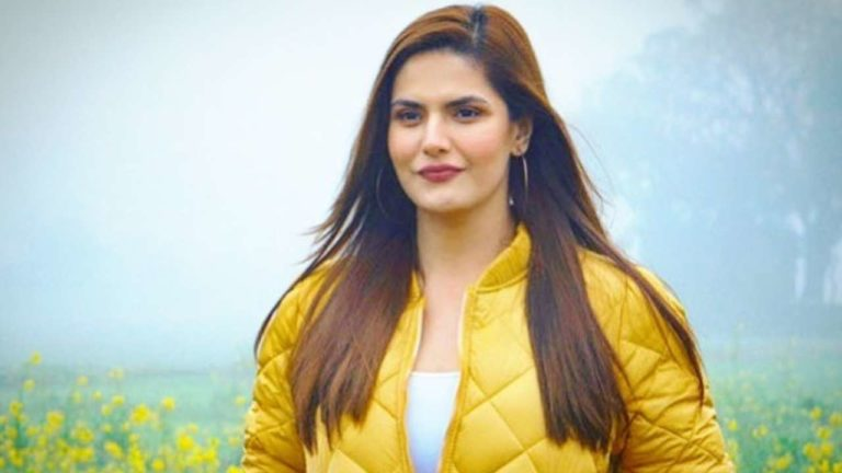 Zareen Khan Wants to Do More Than Just Look Hot in Films