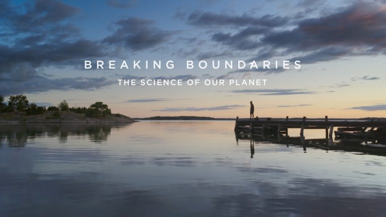 Breaking Boundaries: The Science of Our Planet Review: Alarm Bells for Humans