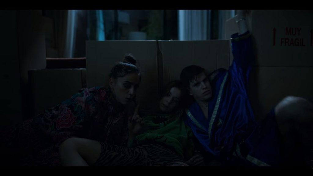 Netflix's Elite Short Stories Guzmán Caye Rebe Review