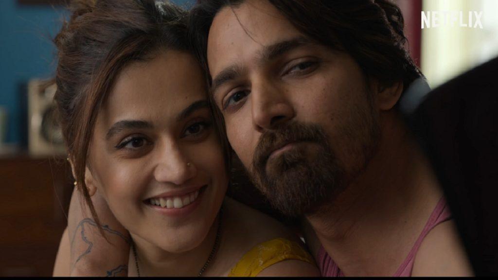 Haseen Dillruba Trailer: Trailer Still