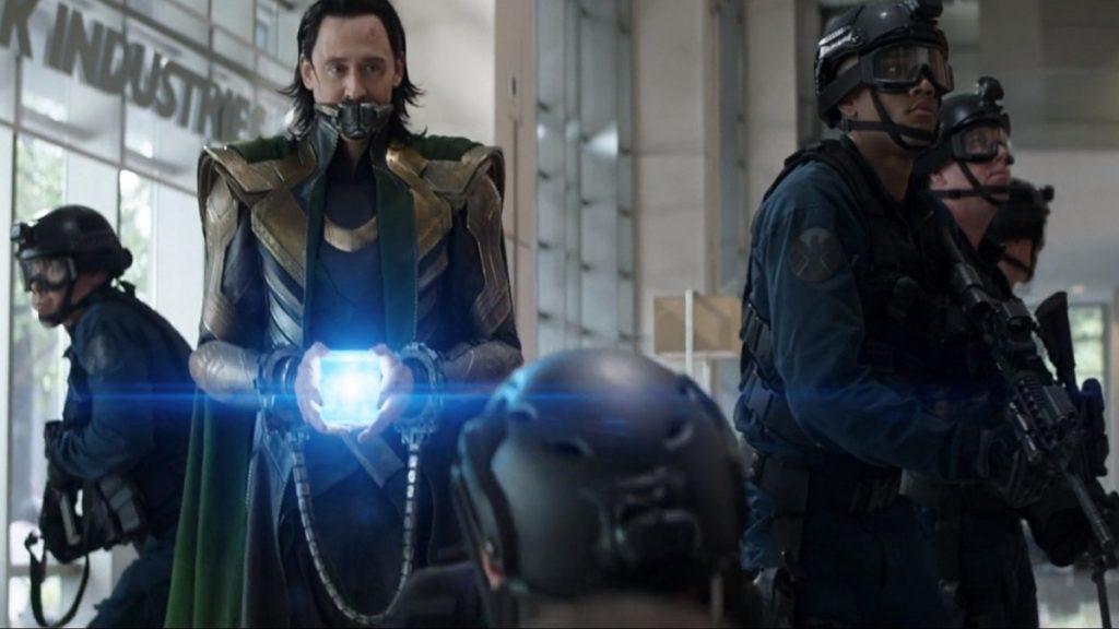Loki Episode 1 Recap: Still from Avengers: Endgame
