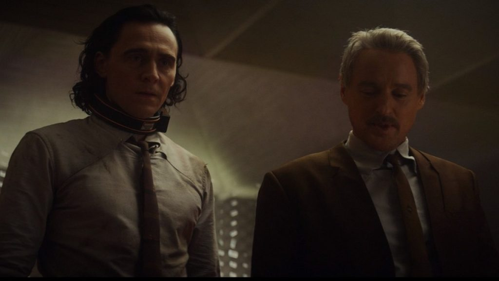 Loki Episode 4 memes: Still from the episode