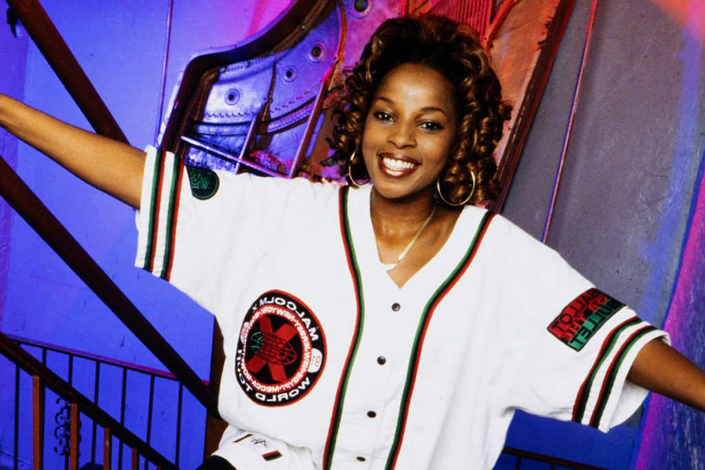 Mary J Blige's My Life young Mary