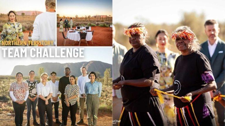 MasterChef Australia Season 13 Episode 51 Review: Uluru Team Challenge