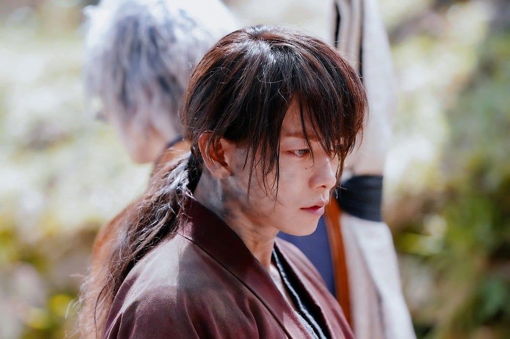 A still from Rurouni Kenshin: The Final